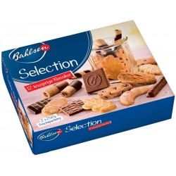 Бисквити Селекция BAHLSEN 500g