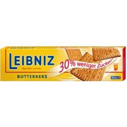 Маслени бисквити с 30% по-малко захар Leibniz BAHLSEN 150g