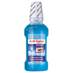 Вода за уста DENTAL ANTI-CARIES 500ml