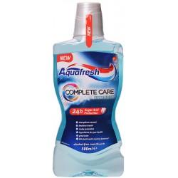 Вода за уста Aquafresh Complete Care 500ml
