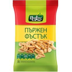 NUTLINE ЧИПИ ПЪРЖЕН БЕЛЕН ФЪСТЪК 80g