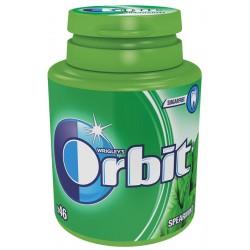 Дъвки Orbit spearmint флакон 46бр.