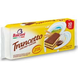 Мини кекс Какао BALCONI 280g