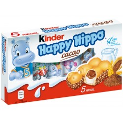ДЕСЕРТ KINDER HAPPY HIPPO CACAO 85g