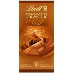 Lindt Коледен шоколад Classic 100g