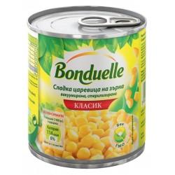 Сладка царевица на зърна Бондюел 212 ml