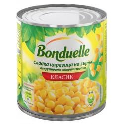 Сладка царевица на зърна Бондюел 425 ml