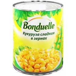 Царевица Bonduelle 850ml