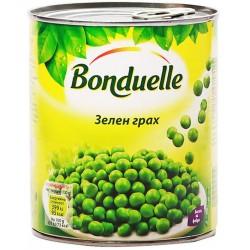 Зелен грах Бондюел 850ml