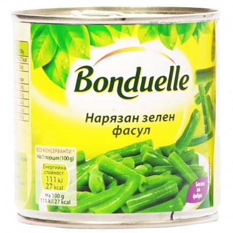 Зелен фасул Bonduelle 425ml
