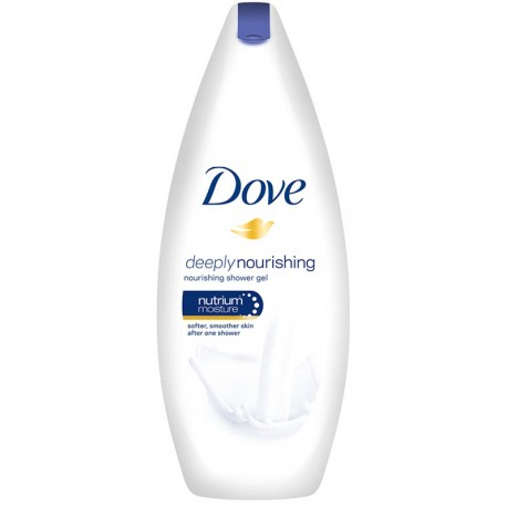 Душ гел Dove Deeply Nourishing 250ml
