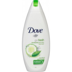 Душ гел Dove Fresh touch 250ml