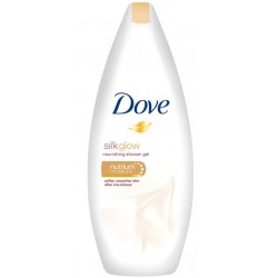 ДУШ ГЕЛ DOVE Silk Glow 250ml