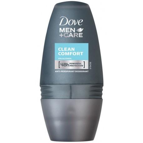 Рол-он Dove Men Clean Comfort 50ml
