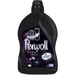 PERWOLL renew 3D Black 3l