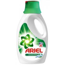 Течен препарат за пране Планинска пролет Ariel 1.1l