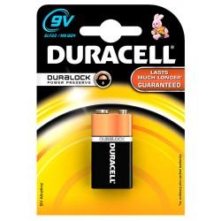 Батерия Duracell 9V 1бр.
