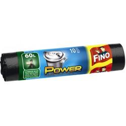 Торби Fino смет 60 L 10бр. с дръжки