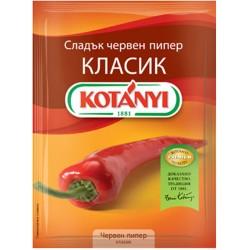 Подправка KOTANYI червен пипер класик 40g