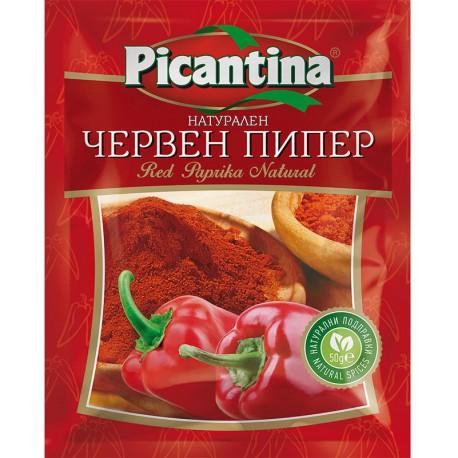 Подправка Picantina Червен пипер 50g