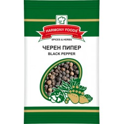 Черен пипер зърна Harmony Foods 10g