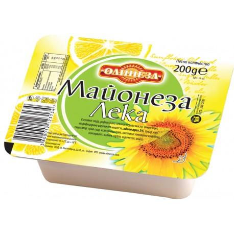 Майонеза лека Олинеза 0,200