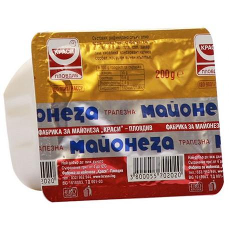 Майонеза Краси 200g трапезна