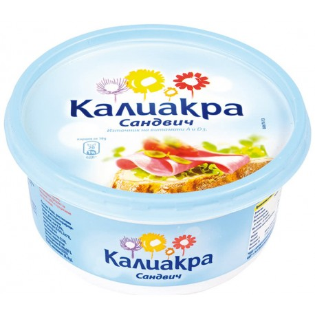 Продукт мазане КАЛИАКРА сандвич 500Г
