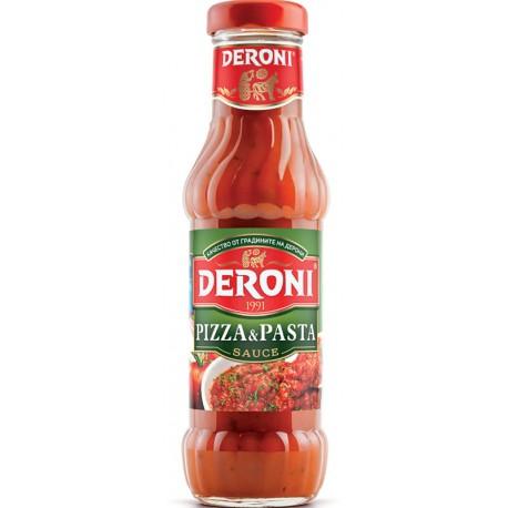 Сос Пица и паста Дерони 325g