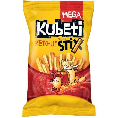 Кубети Мега Кетчуп 54g стикс