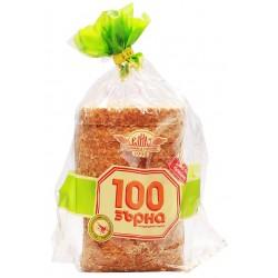 ХЛЯБ 100 ЗЪРНА ЕЛИАЗ 400g