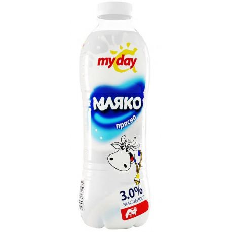 Прясно мляко My day 3% 1l