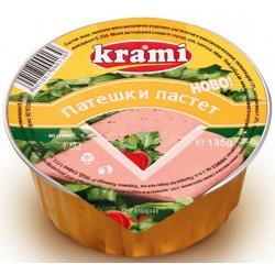 ПАСТЕТ КРАМИ ПАТЕШКИ 135g