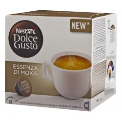 Кафе NESCAFE Dolce Gusto ESSENZA DI MOKA 16х9g