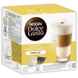 Кафе NESCAFE Dolce Gusto Latte Macchiato Ванилия 188g