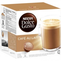 Кафе с мляко NESCAFE Dolce Gusto 160g