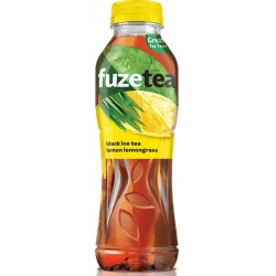 Студен чай Fuze Tea Лимон 500ml