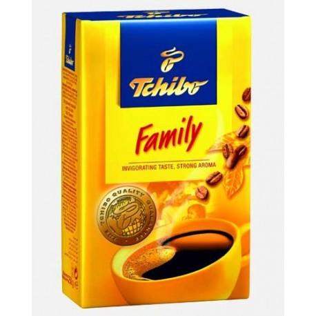 Кафе Tchibo Family жълто 0,500