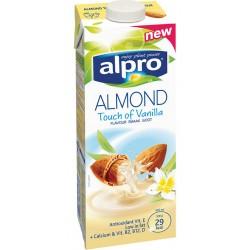 Напитка ALPRO Бадем и Ванилия 1l