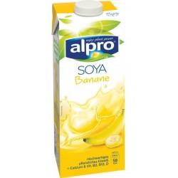 Напитка ALPRO соя Банан 1l