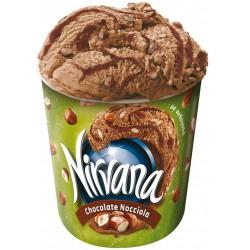 Сладолед Nirvana Chocolate Nocciola 350g