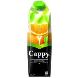 Напитка Cappy Портокал 51% 1l