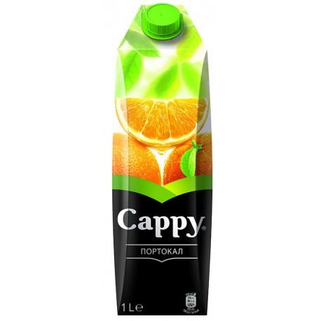 Сок Cappy портокал 1l