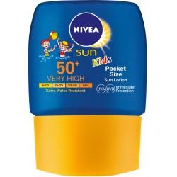 Слънцезащитен лосион NIVEA Kids SPF50+ 50ml