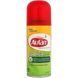 Autan Tropical сух спрей против комари 100ml