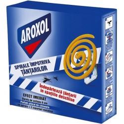 Спирали против комари AROXOL 10бр.