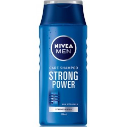 Шампоан Nivea Strong Power за мъже 250ml