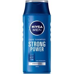 Шампоан Nivea мъжки за нормална коса Strong Power 250ml