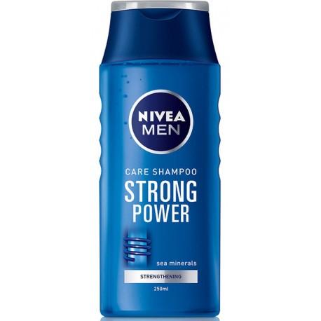 Шампоан Nivea Strong Power за мъже 250ml