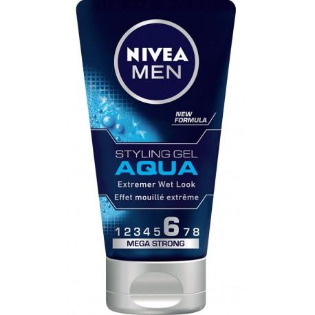Гел за коса за мъже Nivea Мокър ефект 150ml